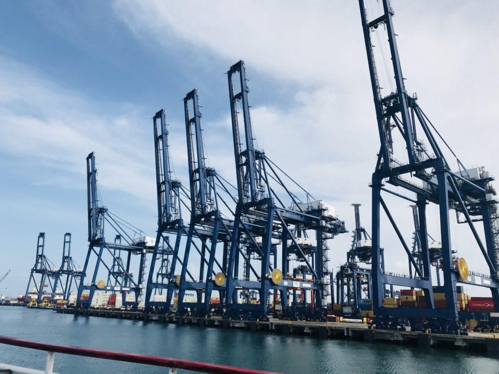 Puertos en Colón