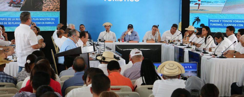 ATP remozará estructuras públicas para impulsar turismo en Pedasí y Tonosí