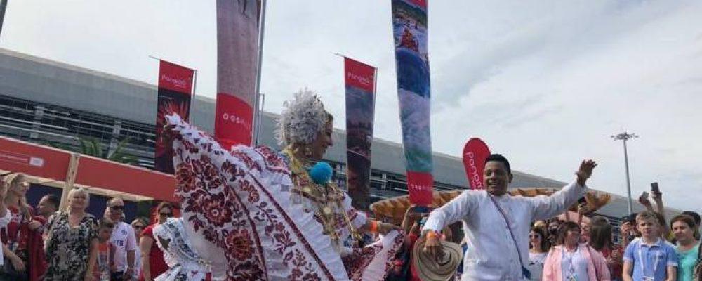 Lanzan pieza de promoción de turismo internacional de Panamá con la pasión del Mundial